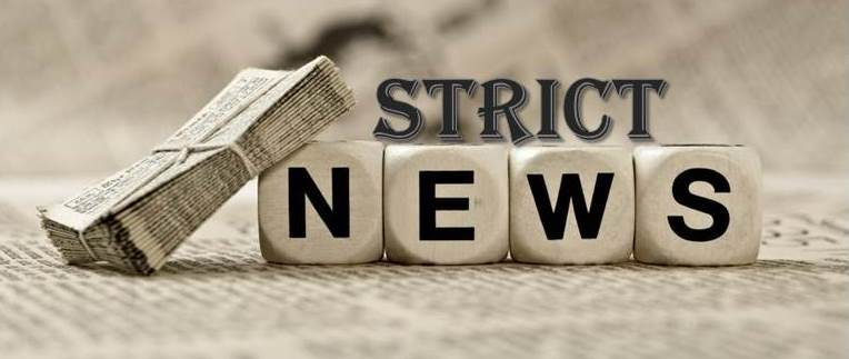 Our latest news at STRICT